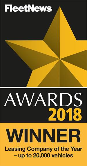 FleetNews Awards 2018 - Highly Commended Leasing Company of the Year
