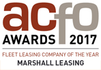 ACFO Awards 2017 - Fleet Service Company of the Year